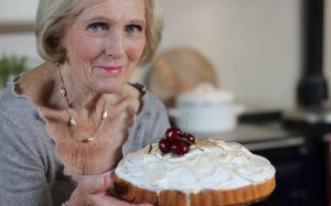 Mary Berry's Pearl Necklace