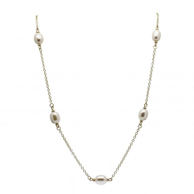 mary berry pearl necklace