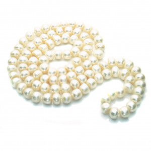 Opera Length Pearl Necklace