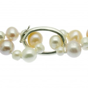 Pearl Necklace Shortener