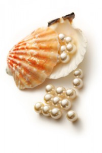 June Birthstone - Pearls